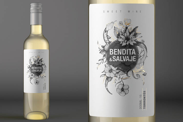 10 Beautifully Crafted Wine Label Designs - Layers Magazine