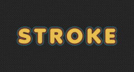 Create a Multi-Stroke Text Effect Using Photoshop's New Layer Style Functionality
