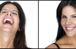 The Headshot: Capturing Authentic Smiles Via Residual Laughter