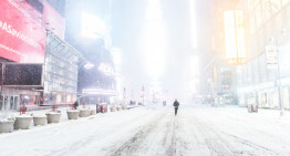 25 Stunning Photos Taken During Last Weekend's East Coast Blizzard