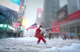 Filmmaker Shows How He Filmed Epic Viral Snowboarding Video on Streets of NYC