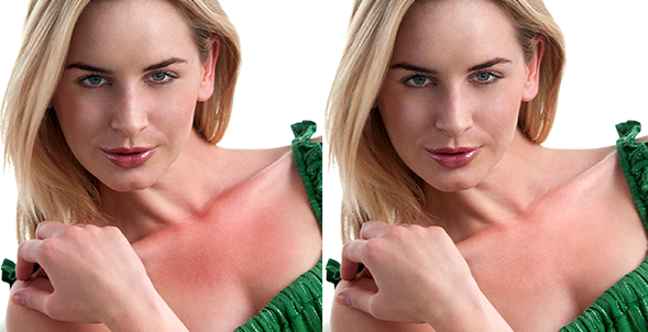 Balancing Skin Tones with Photoshop