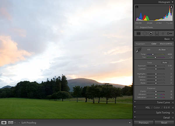 Using Lightroom's Highlights & Shadows Sliders to Deal with Exposure Problems