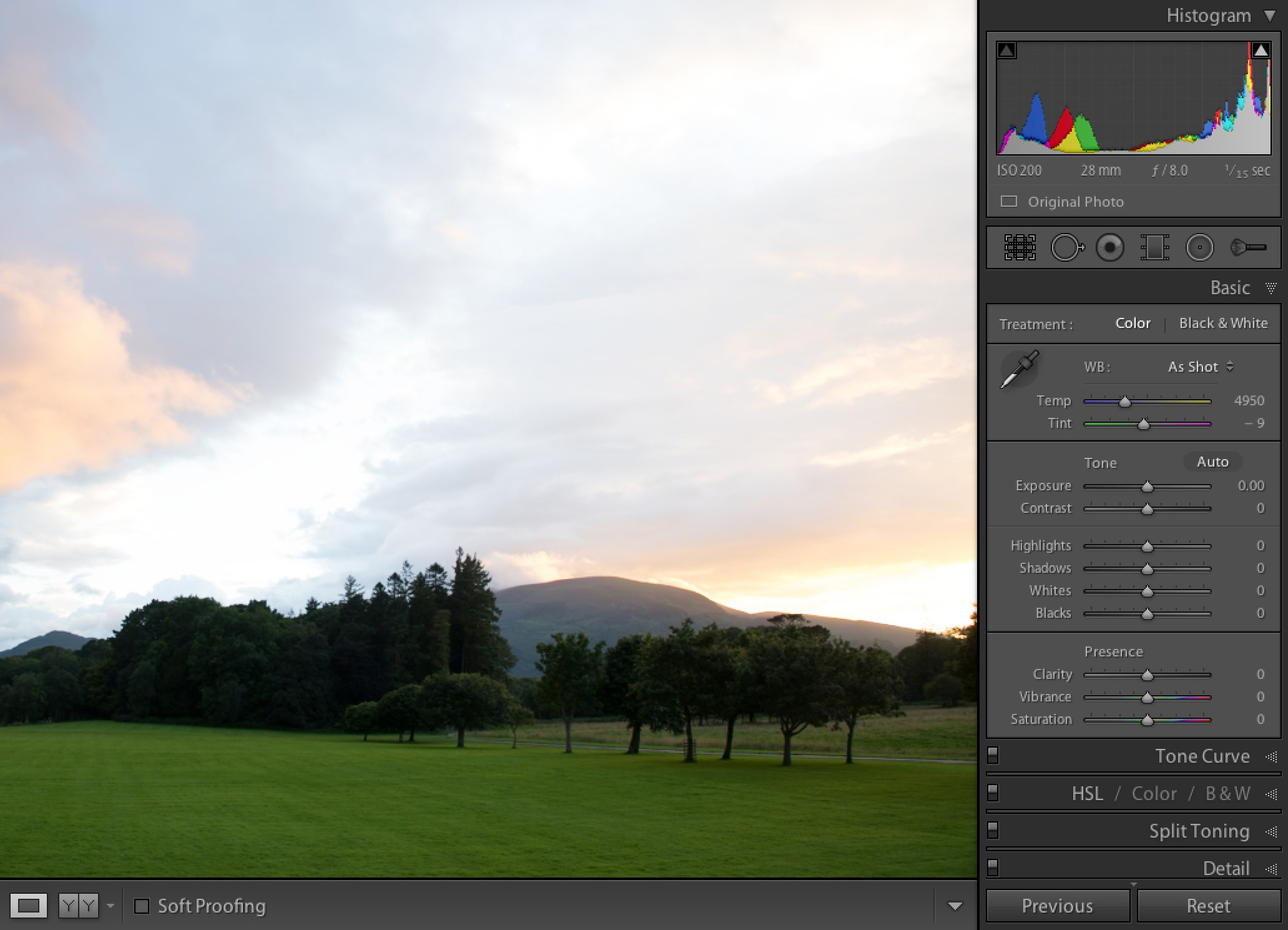 Dealing with Exposure Problems (the Highlights and Shadows Sliders) in Lightroom