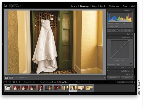 Creating Backscreened Prints in Lightroom