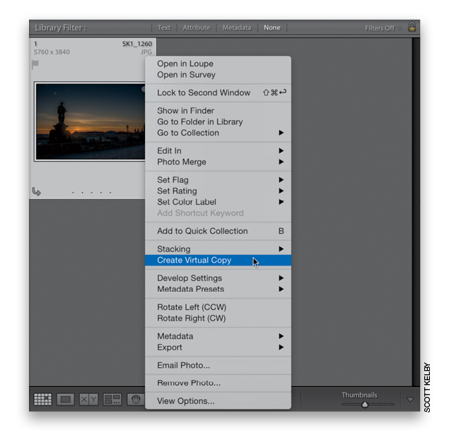 "Using Virtual Copies in Lightroom ""The No Risk Way to Experiment"""