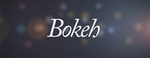 Bokeh Effect in After Effects