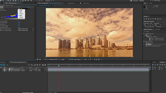 Dynamic Linking Between Premiere and After Effects