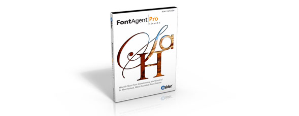 FontAgent Pro Enterprise Server 5