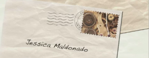 Stamp and Envelope Design in Photoshop, Part 1