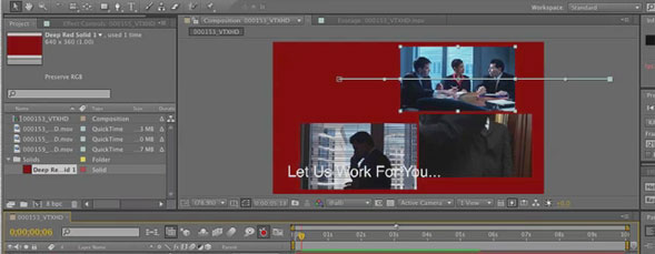 Keyframing in After Effects CS5