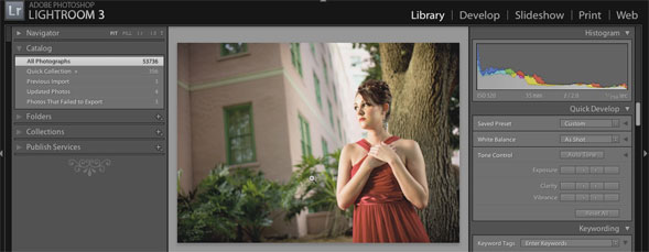 Setting DPI Preferences in Lightroom and Photoshop