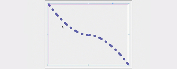 Dot-Dash Stroke in InDesign CS6