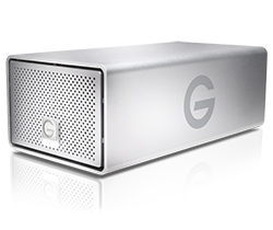 G-RAID with Removable Drives