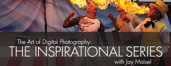 Check Out Jay Maisel's Interview Over at KelbyOne
