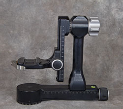 PG-02 Full Gimbal Head