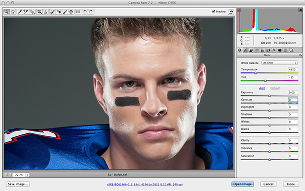 Four Ways to Create Contrast in Adobe Photoshop Camera Raw