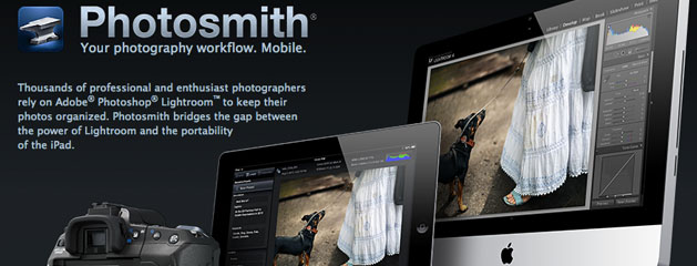 The Photosmith App for Lightroom and the iPad