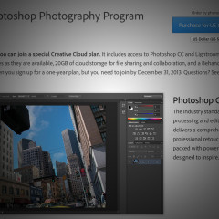 Last Chance For the $9.99 Lightroom/Photoshop Bundle