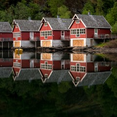 "Day 12 of ""Lightroom Only"" Month (travel photography in Norway)"