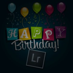 Happy (kinda) 8th Birthday Lightroom!