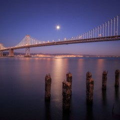 "Day 7 of ""I'm Giving Up Photoshop"" Month (San Francisco Long Exposure)"