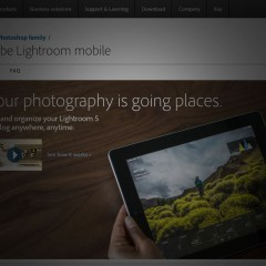 Your First Tutorial/Look On Lightroom Mobile