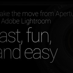 10 Things Aperture Users Need to Know About Lightroom