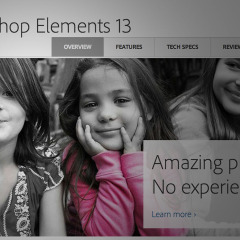 NEWS: Photoshop Elements 13 Is Released!