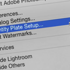 "Replacing the words ""Adobe Lightroom"" With Your Logo"