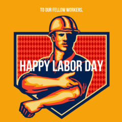 Happy Labor Day, Ya'll