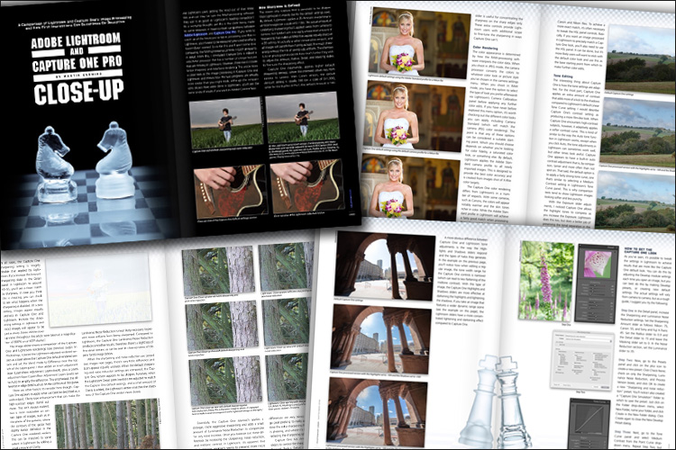 Brilliant Article From Martin Evening on Lightroom vs  Capture One