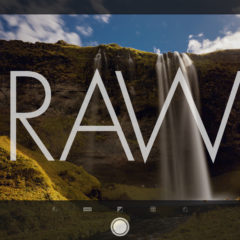 Lightroom Mobile Update: Built-in Camera Now Shoots in RAW!