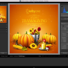 Happy Thanksgiving Lightroom Lovers!