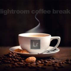 Time for a Lightroom Coffee Break: Sharpening with the View Mask Feature