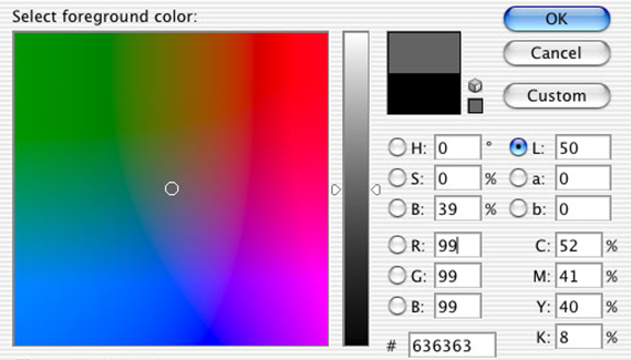 Color picker versatility planet photoshop ccuart Images