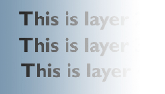Learn about photoshop layers