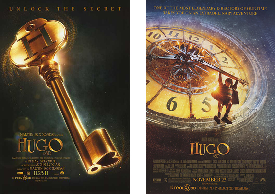 Movie Posters 2011: Notable Movie Posters Of 2011
