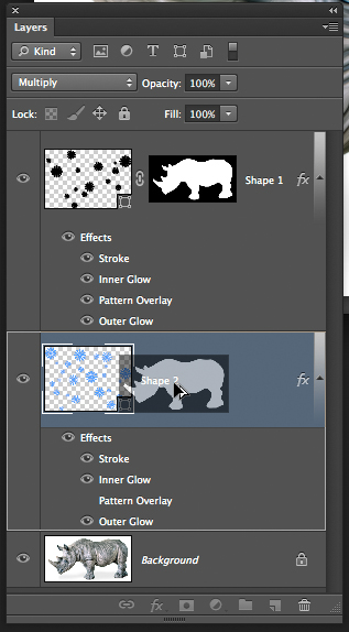 Getting Creative with Custom Shapes | Planet Photoshop
