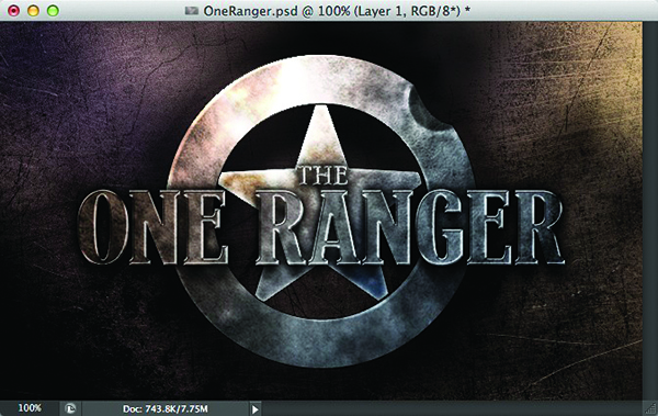 The Lone Ranger Movie Logo