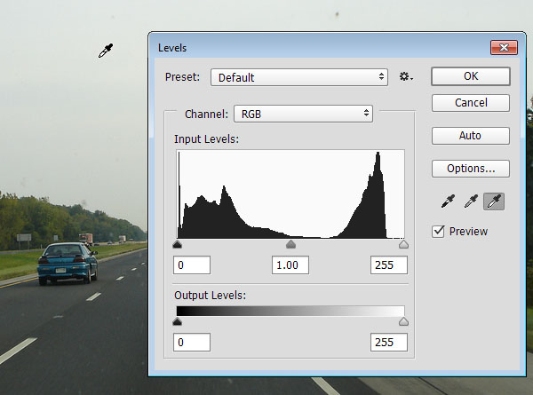 Using the Path Blur in Photoshop