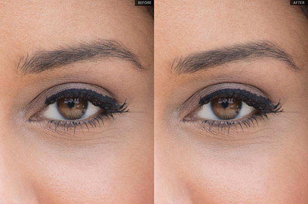 Quickly Trim Eyebrows in Photoshop - Planet Photoshop