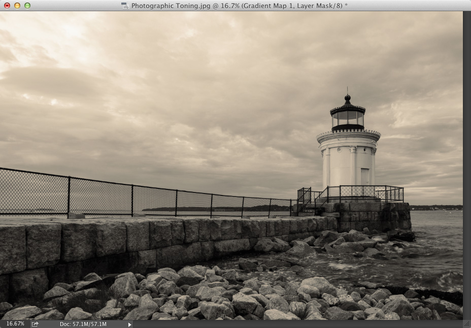 Photographic Toning Effects (from Sepias to Split Tones