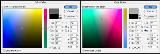Color Picker Versatility | Planet Photoshop