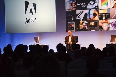 Our Photo Gallery From Adobe's CS3 Launch Event In New York City
