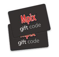 MPIX Gift card