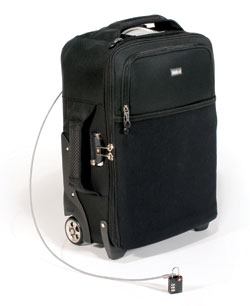 Think Tank Photo's Airport International V2.0 Rolling Camera Bag