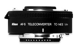 Nikon or Canon tele-extender