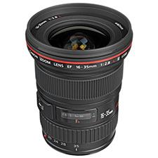 Canon 16-35mm f/2.8L II USM