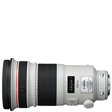 Canon 300mm f/2.8L IS II USM